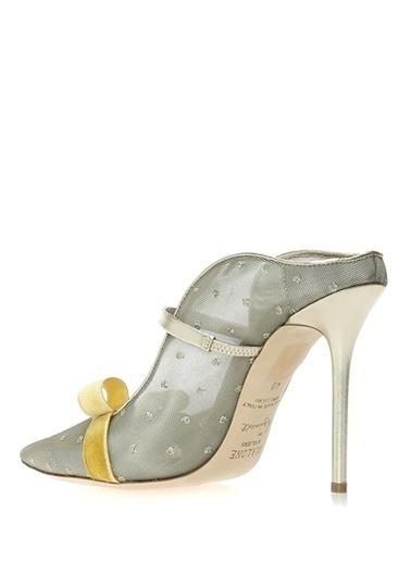 Malone Souliers Ayakkabı Altın